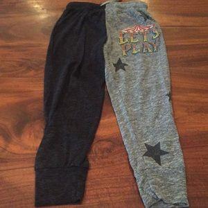 Lauren Moshi Bottoms - Lauren Moshi sweatpants size 6